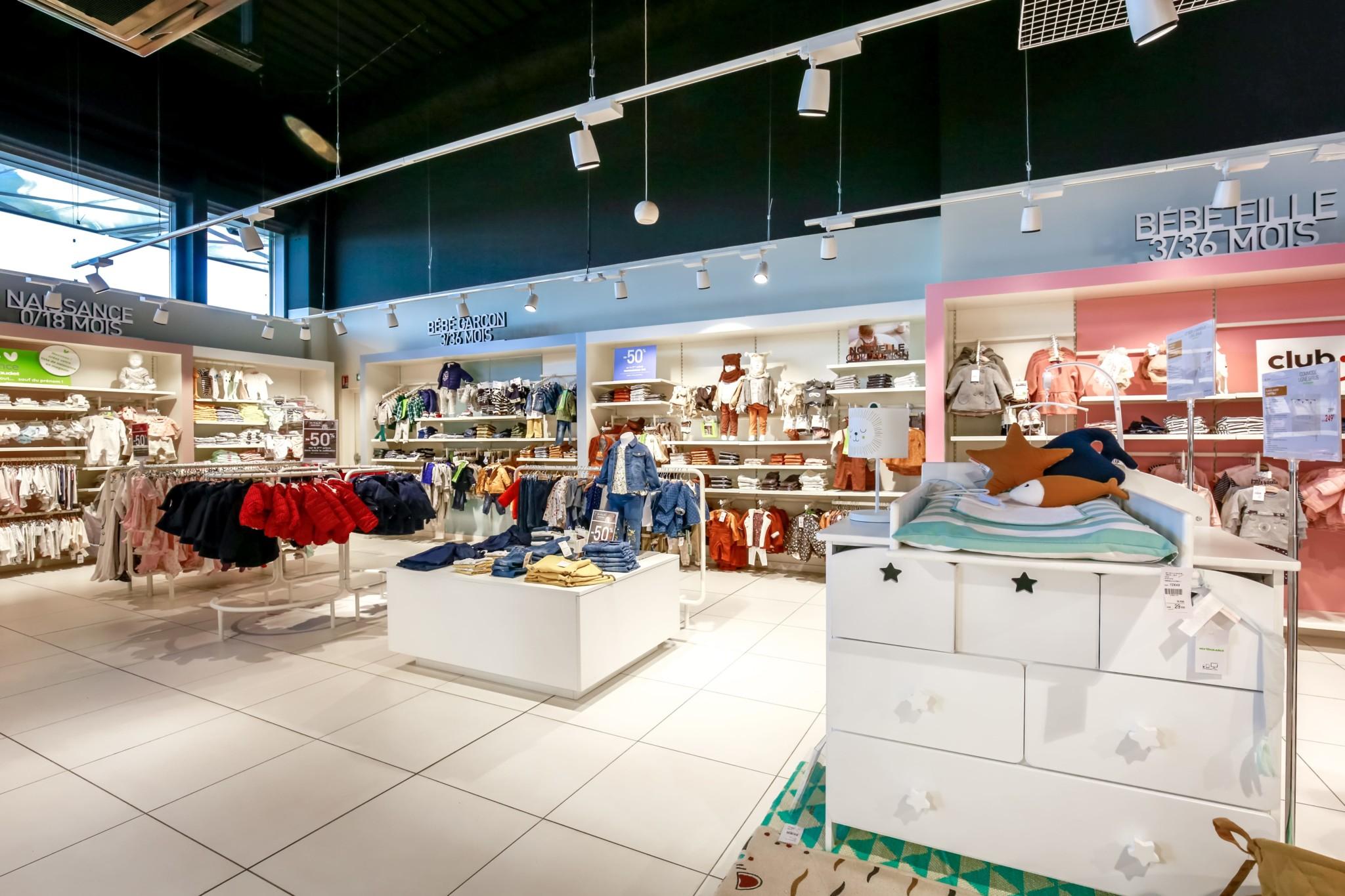 Vertbaudet - Centre commercial Carrefour Grand Evreux