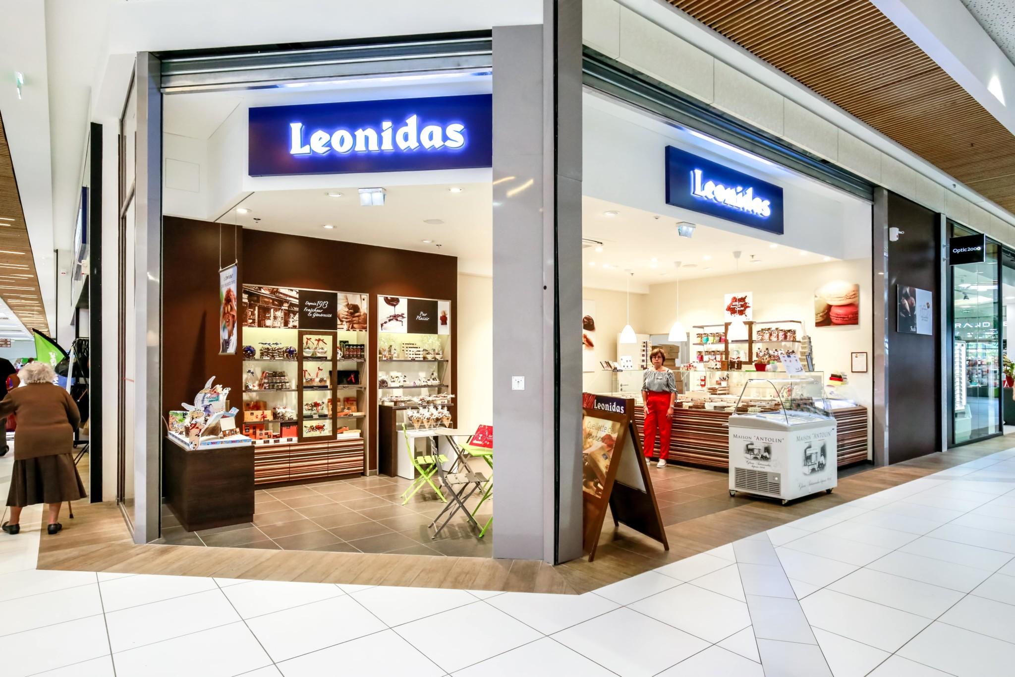Leonidas – Centre commercial Carrefour Grand Evreux b1324eae2f47