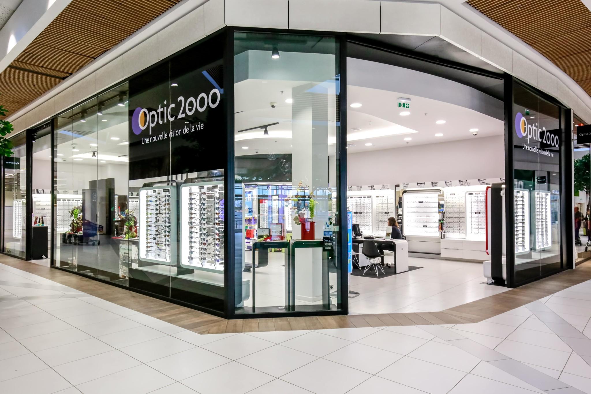 Optic 2000 – Centre commercial Carrefour Grand Evreux e90c439f71d9