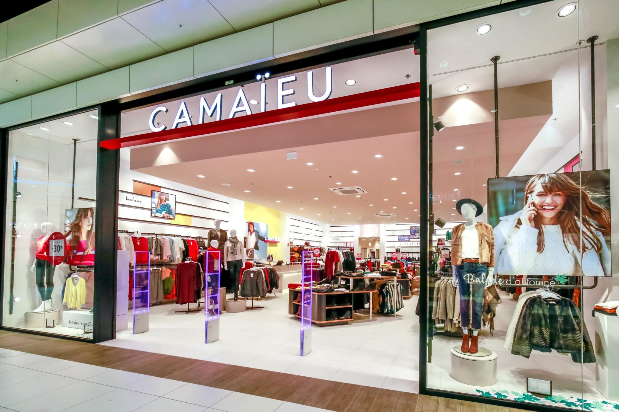 Camaïeu - Centre commercial Carrefour Grand Evreux