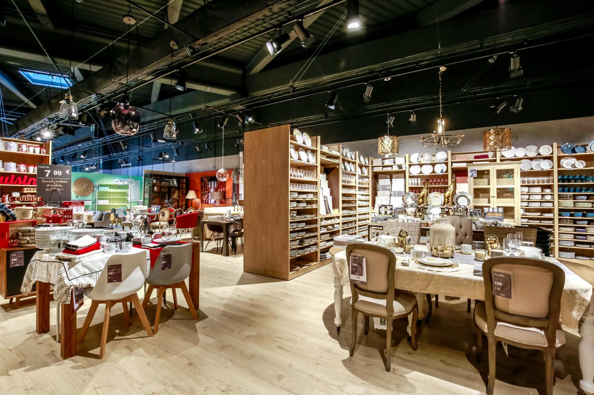 Maisons Du Monde Centre Commercial Carrefour Grand Evreux