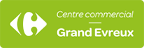 Centre commercial Carrefour Grand Evreux